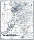 Sacramento County 1950c, Sacramento County 1950c